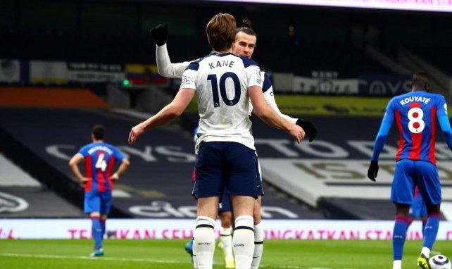 Premier | Bale y Kane impulsan al Tottenham ante el Crystal Palace