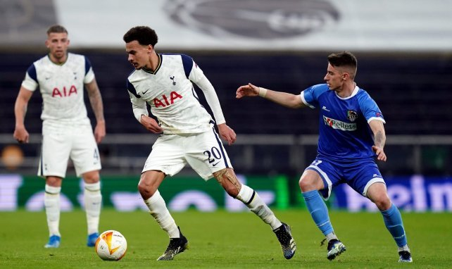 Europa League | El Tottenham supera el trámite y accede a octavos
