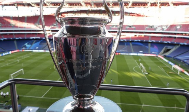 Liga de Campeones | Sigue en directo el sorteo de la fase de grupos