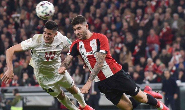 La Premier League, al acecho de Unai Núñez