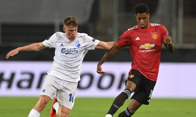 Europa League | El Manchester United se impone al Copenhague en la prórroga