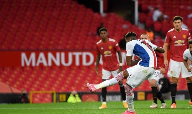 Premier | El Crystal Palace sorprende al MU en Old Trafford