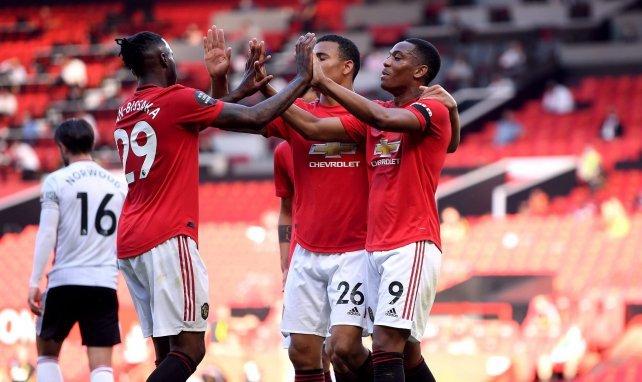 La demarcación que desea apuntalar el Manchester United