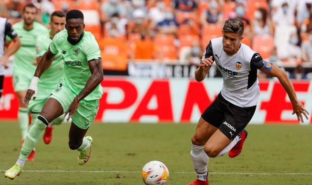 Liga | Marcos André rescata al Valencia ante el Athletic de Bilbao