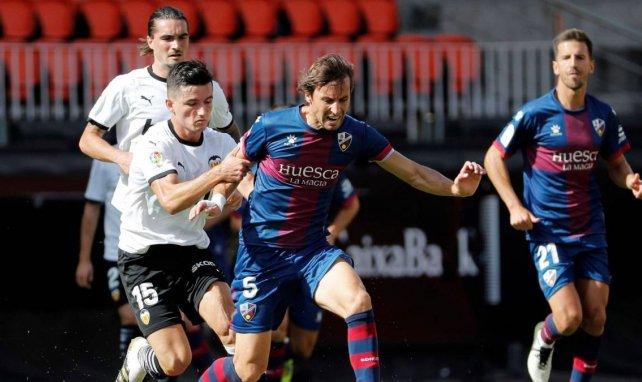 Liga | Reparto de puntos entre Valencia y Huesca