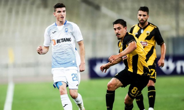 Valentin Mihaila interesa al Villarreal
