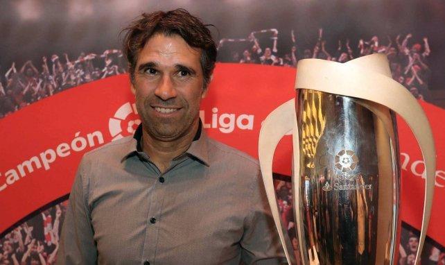 Juan Carlos Valerón volverá al Deportivo de la Coruña