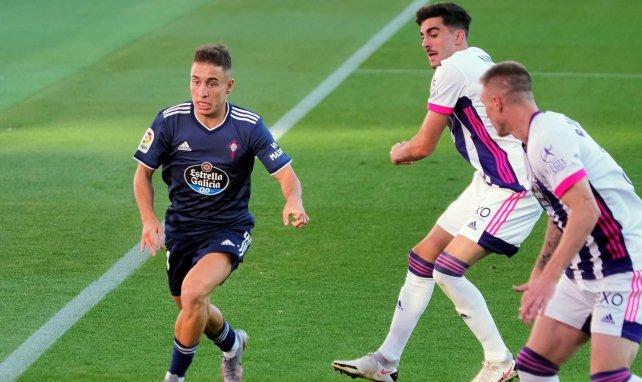 Liga   Real Valladolid y Celta de Vigo firman tablas