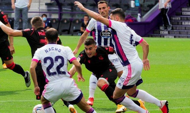 Real Valladolid | Sergio González valora la renovación de un pilar