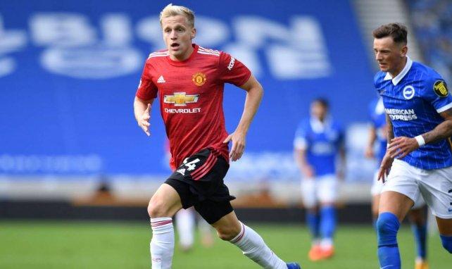 El fichaje de Van de Beek, ¿un fallo del Manchester United?