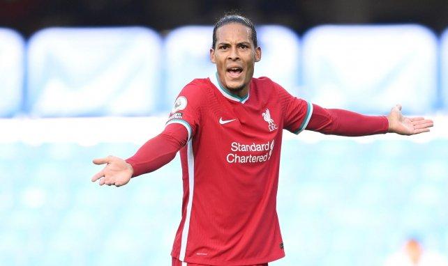 Los sorprendentes planes defensivos del Liverpool