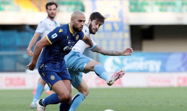 Luis Alberto es uno de los pilares de la Lazio