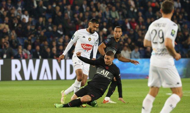 Ligue 1 | El PSG remonta y derrota al Angers