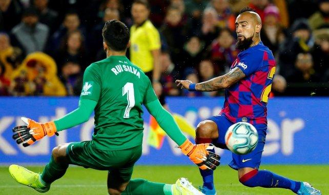 Arturo Vidal dice adiós al FC Barcelona
