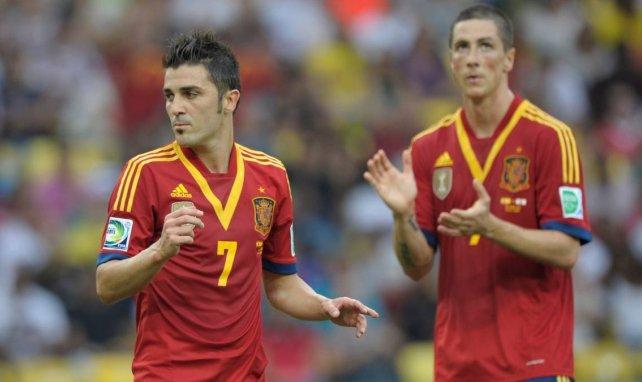 Los 10 máximos goleadores en la historia de la Selección Española