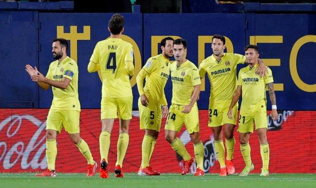 Los onces de Young Boys y Villarreal