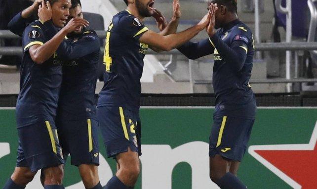 ¡Ya hay onces del Sivasspor - Villarreal!