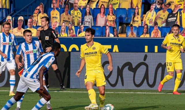 Liga | La Real Sociedad supera al Villarreal