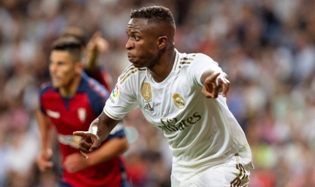 La firme postura del Real Madrid con Vinicius Junior