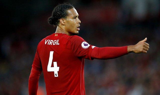 Virgil van Dijk es uno de los pilares del Liverpool