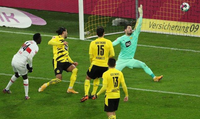 El AC Milan observa a un atacante en Alemania