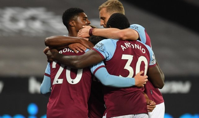 Premier | El West Ham tira de rodillo ante el Wolverhampton