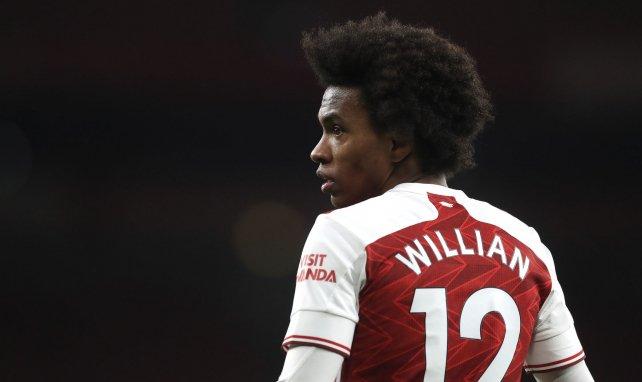 Willian recuerda su complicado adiós al Chelsea