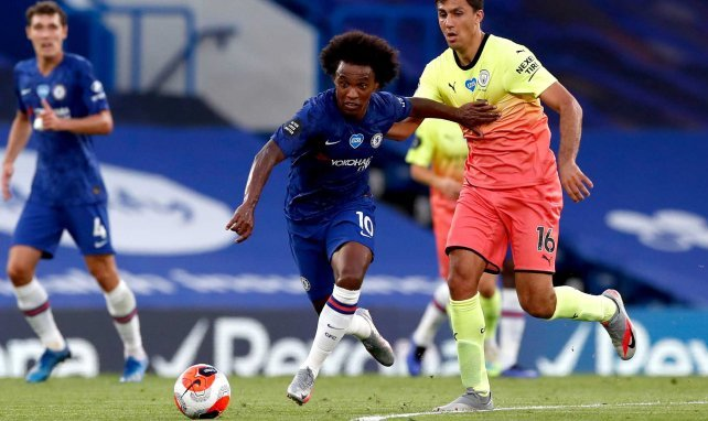 El posible relevo de Willian en el Chelsea