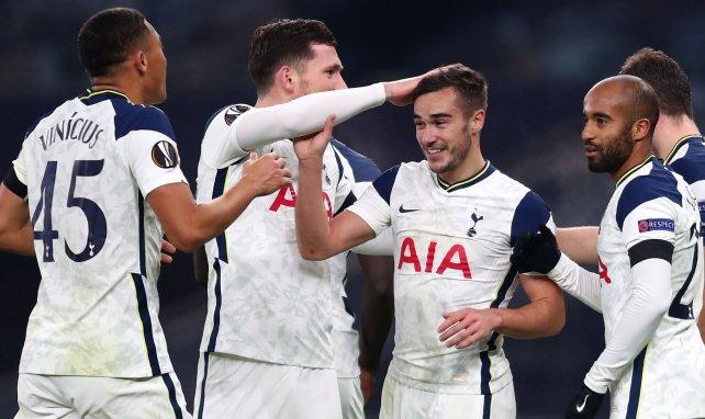 El Everton insiste con un doble golpe en el Tottenham Hotspur