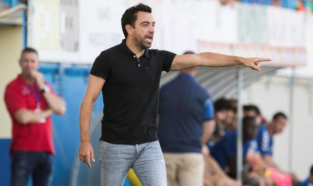 """Xavi Hernández: """"Estoy centrado en mi labor en el Al Sadd"""""""