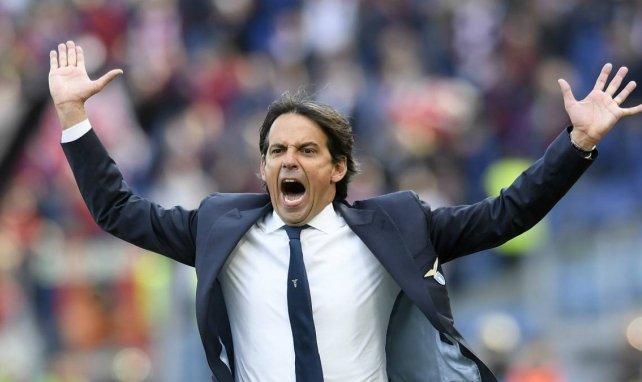 El incierto futuro de Simone Inzaghi en la Lazio