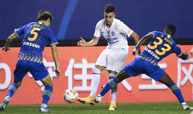 Stephan El Shaarawy retorna a la AS Roma