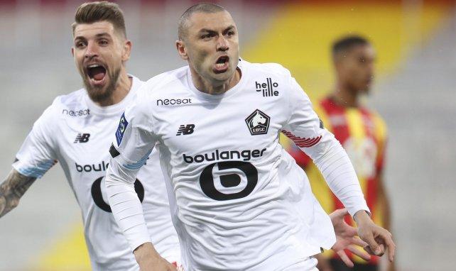Ligue 1 | El Lille golea en Lens y sigue soñando con el título