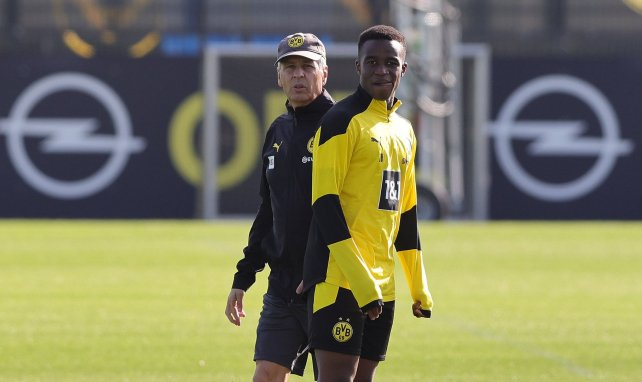 BVB | La admiración de Erling Haaland hacia Youssoufa Moukoko