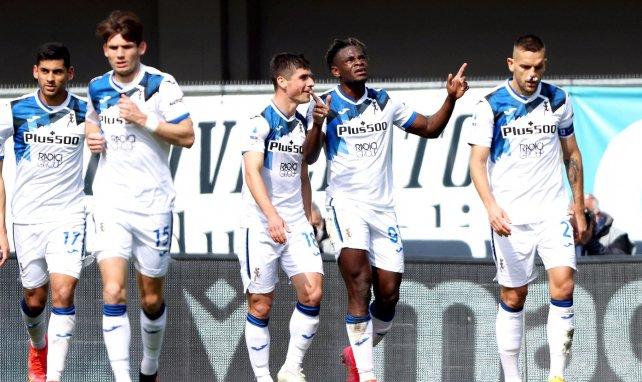 Serie A | Remontada de la Atalanta; el Sassuolo vence a la Juventus