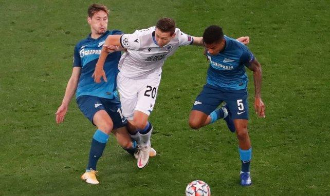Liga de Campeones | El Brujas doblega al Zenit sobre la bocina