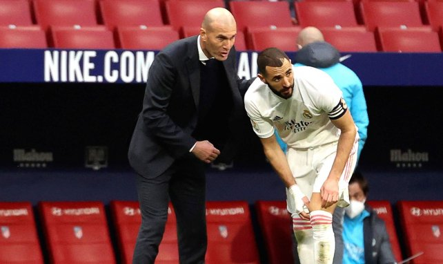 Real Madrid | Las evidentes dudas de Zinedine Zidane