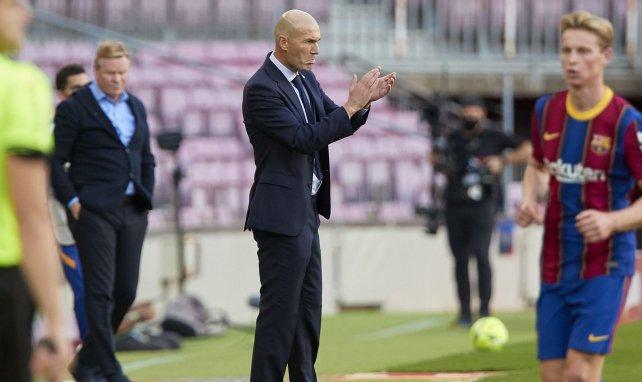 El PSG no se olvida de Zinedine Zidane