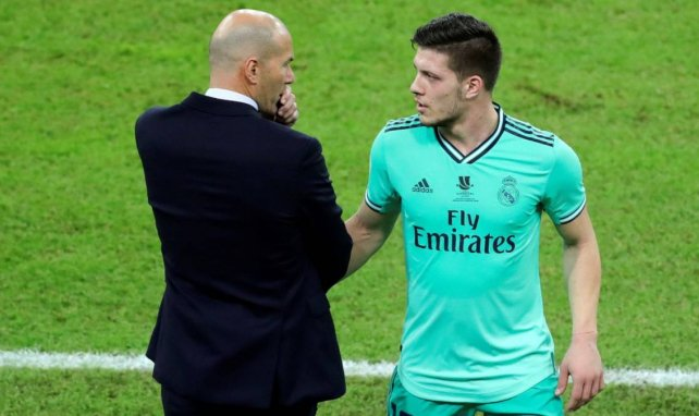 Real Madrid | Se define el futuro de Luka Jovic
