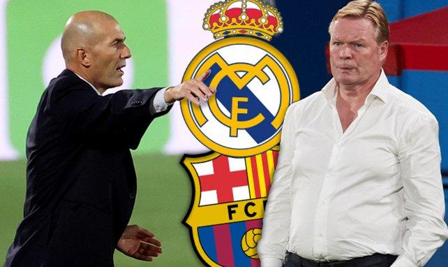 ¡Ya hay onces del FC Barcelona - Real Madrid!