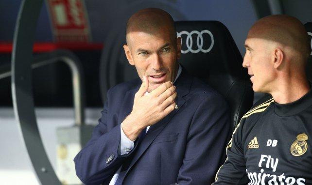 Real Madrid | ¿Se juega el puesto Zinedine Zidane?