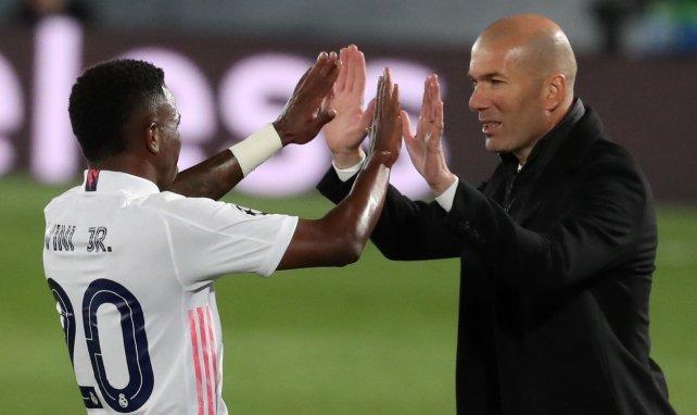 Zidane dejó de ser el DT de Real Madrid