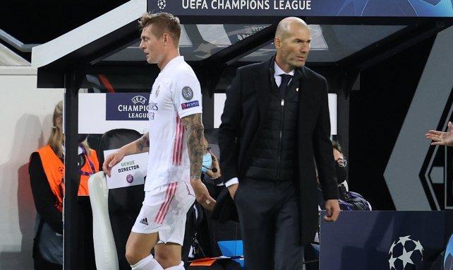 La Juventus no pierde de vista a Zinedine Zidane
