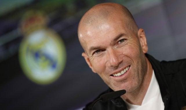 Sergio Ramos, su futuro, Hazard... Zidane repasa la actualidad del Real Madrid