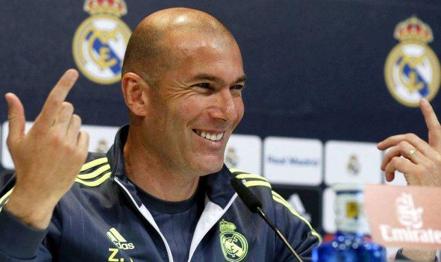 Zidane analiza el empate del Real Madrid contra la Real Sociedad