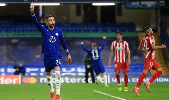 El Chelsea ofrece a Hakim Ziyech para llevarse un jugador del Sevilla