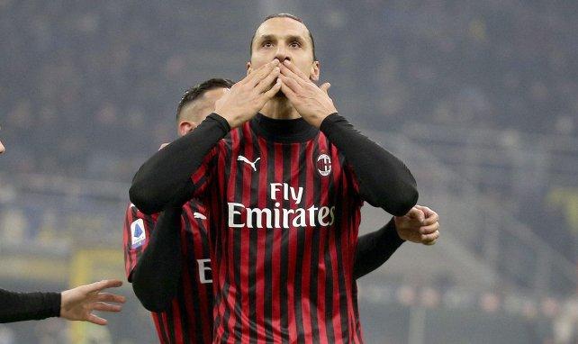 El optimismo del AC Milan con Zlatan Ibrahimovic
