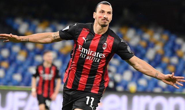 El último baile de Zlatan Ibrahimovic en el AC Milan?