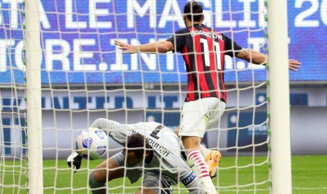 Serie A | Zlatan Ibrahimovic reina en el derbi y dispara al AC Milan