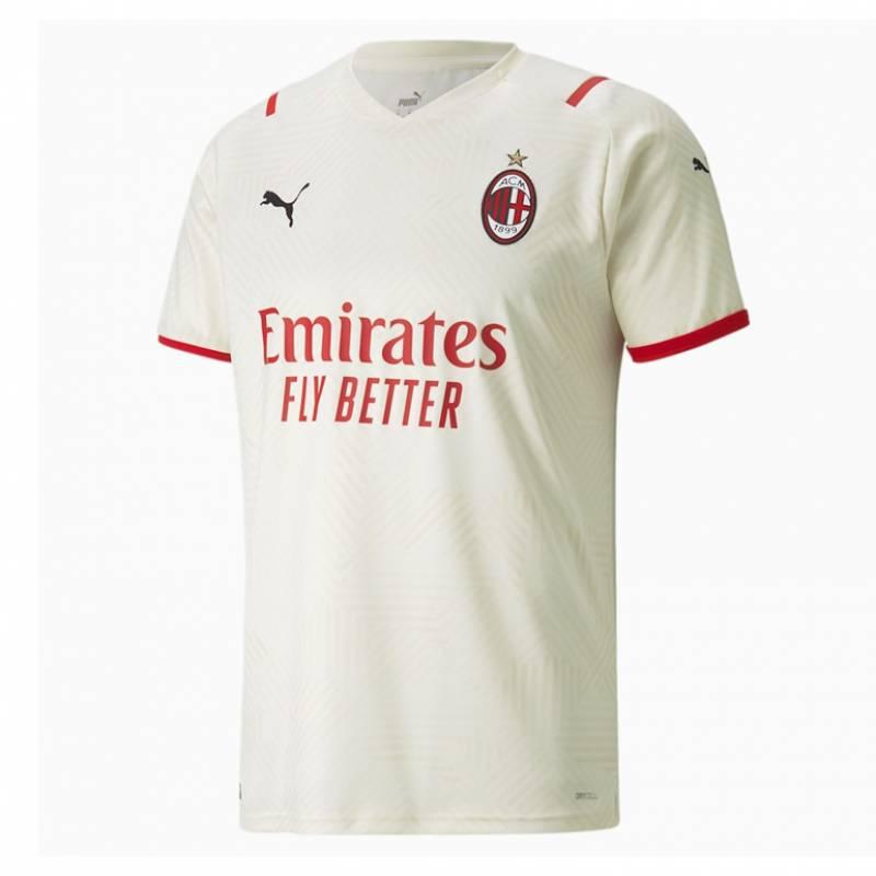 Camiseta Milan exterior 2021/2022